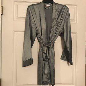 Nightie w/matching kimono